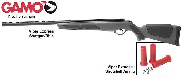 Airgun Org Ru Gamo Viper Express Air Shotgun стреляет
