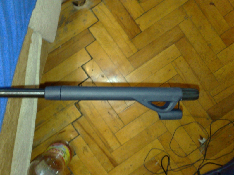 Airgun.Org.Ru * Как снять пластиковый надульник со ствола МР-512