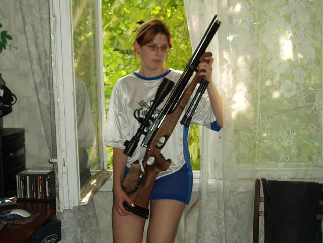 Custom Russian Airgun stocks - Yellow Airgun Forum Archive